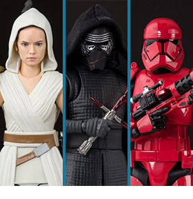 S.H.Figuarts Star Wars: The Rise of Skywalker