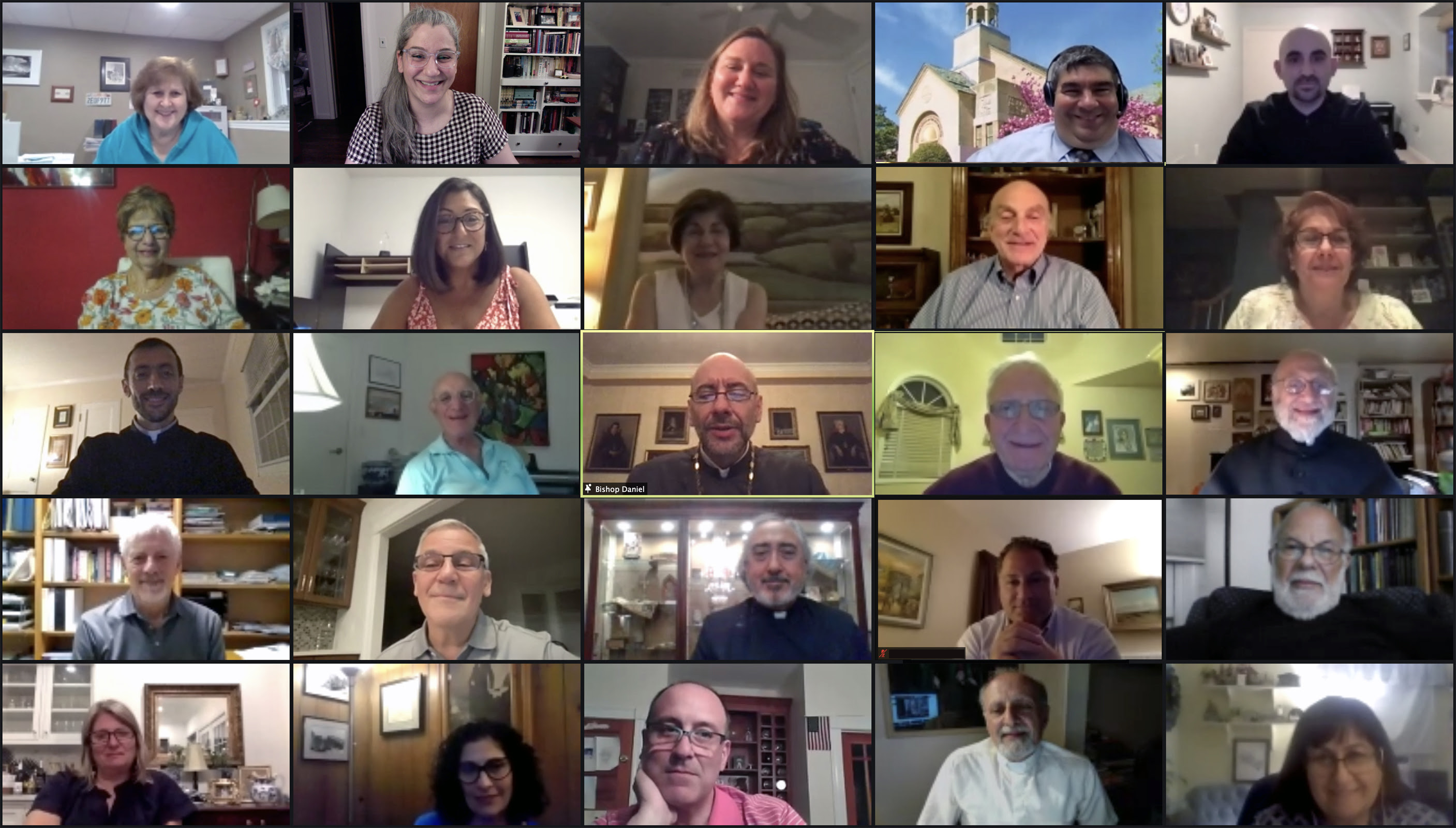 2021 virtual diocesan assembly (May 25 session)