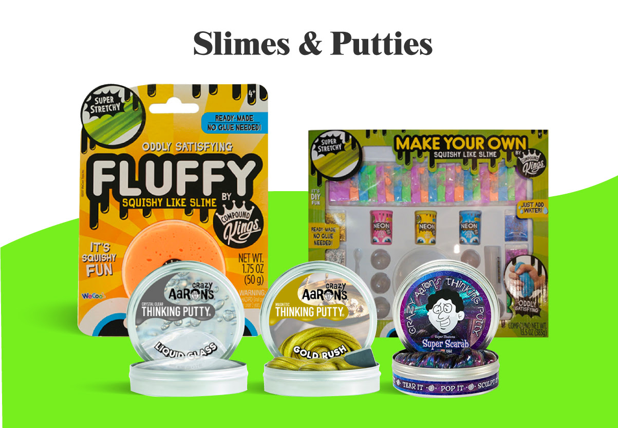 Slime & Putties