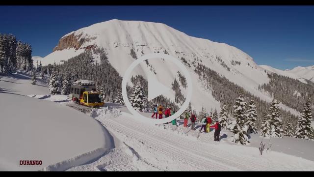 DTO Winter 30 Sec Ski