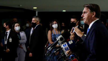 Diputados brasileños presentan un nuevo 'impeachment' contra Bolsonaro por interferencia en las Fuerzas Armadas