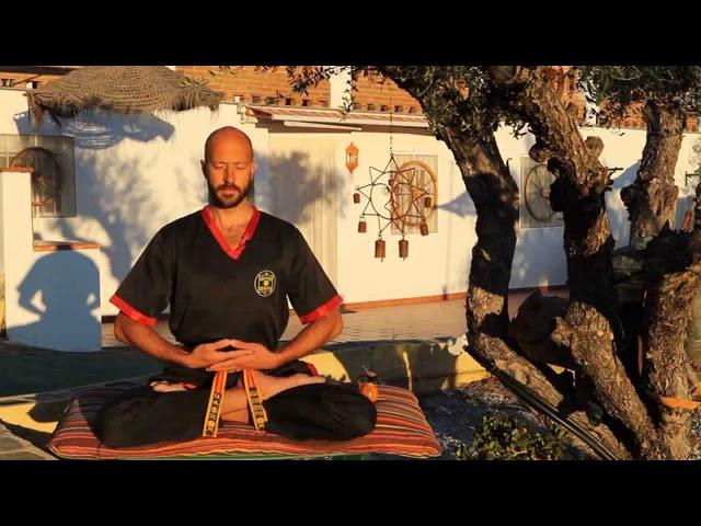 Олег медитация