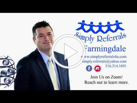 Simply Referrals Farmingdale Networking