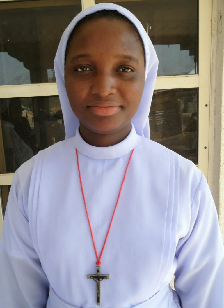 Roseline Isiocha, one of three nuns kidnapped in southwest Nigeria. (Diocese)