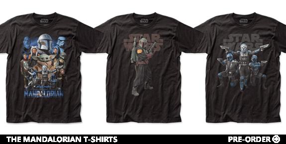 Mandalorian Shirts