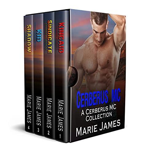Cover for 'Cerberus MC Box Set (Cerberus MC Books 1-4)'