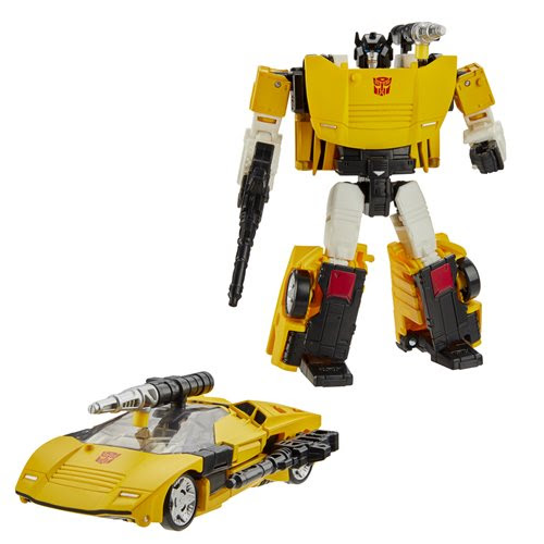Image of Transformers Generations Selects War for Cybertron Deluxe Tigertrack - Exclusive - OCTOBER 2020