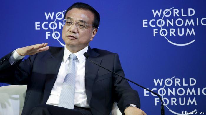 CHINA: Primer ministro chino dice que China sigue siendo un motor del crecimiento económico mundial
