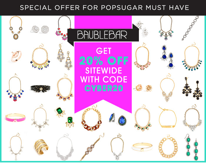 Special Offer From BaubleBar!