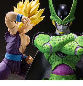 S.H.FIGUARTS DRAGON BALL Z FIGURES