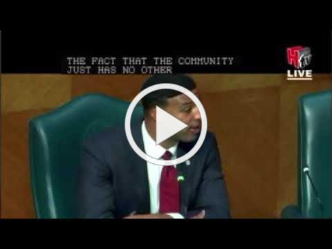 Council Member Pollard Remembers Valet Workers