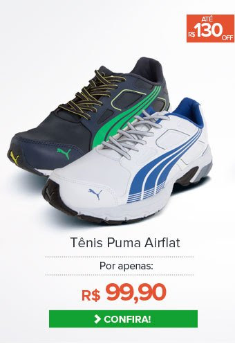 Tênis Puma Airflat