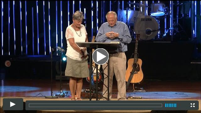 Setting Out on the Journey | Mark 2; 1-12 | Paul & Virginia Friesen | August 7th, 2016
