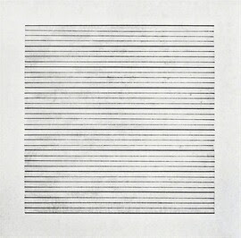 Litografia sem título sobre Vellum (de Stedelijk Museum)