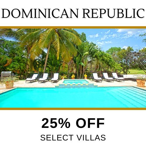Dominican Republic Villas on Sale