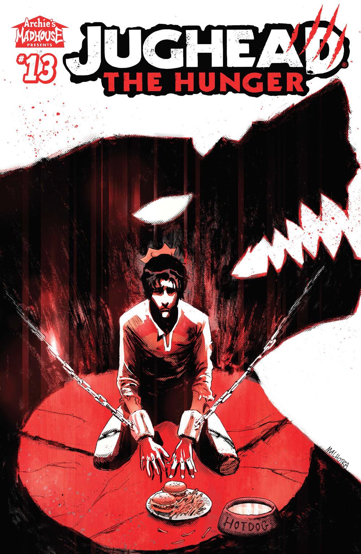 JUGHEAD: THE HUNGER #13: CVR B Malhotra
