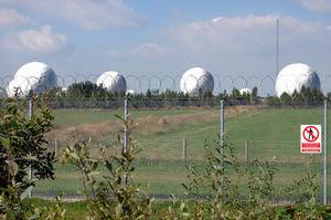 Poste d'écoute de la NSA