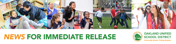 OUSD News Release