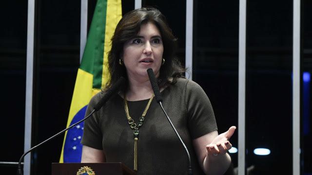 MDB abandona Tebet e abre caminho para vitória de aliado de Bolsonaro no Senado