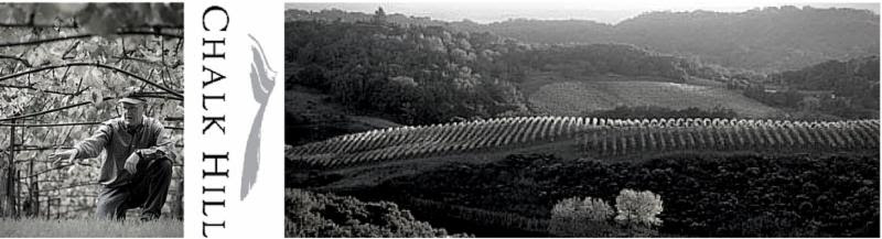 Chalk Hill vineyard