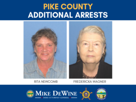 Pike County Additional Arrests