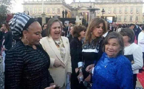 Clara Lopez y Piedad