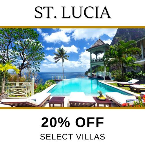St. Lucia Villas on Sale