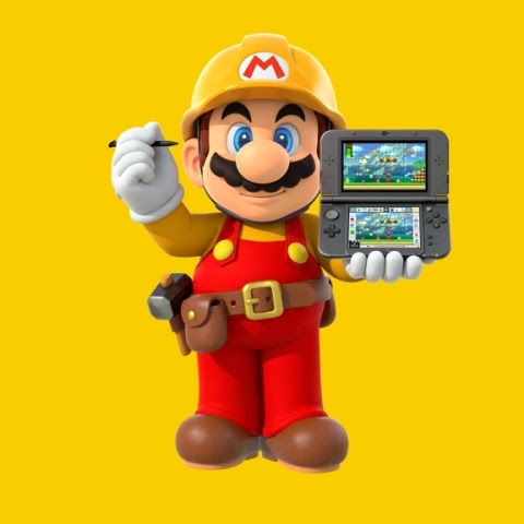 Now Nintendo 3DS owners will have access to a near-unlimited wealth of Super Mario courses to play!  ...