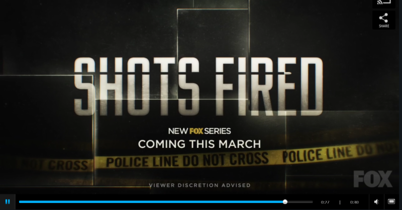 Fox Shots Fired Screenings In Atlanta And Memphis Sold