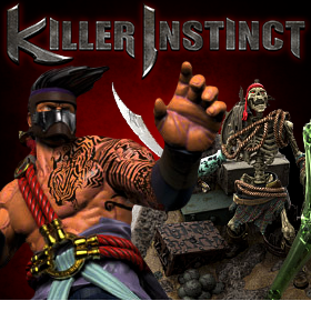 NEW KILLER INSTINCT