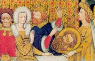 Głowa św. Jana Chrzciciela