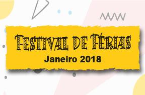 Festival de Férias - Logo