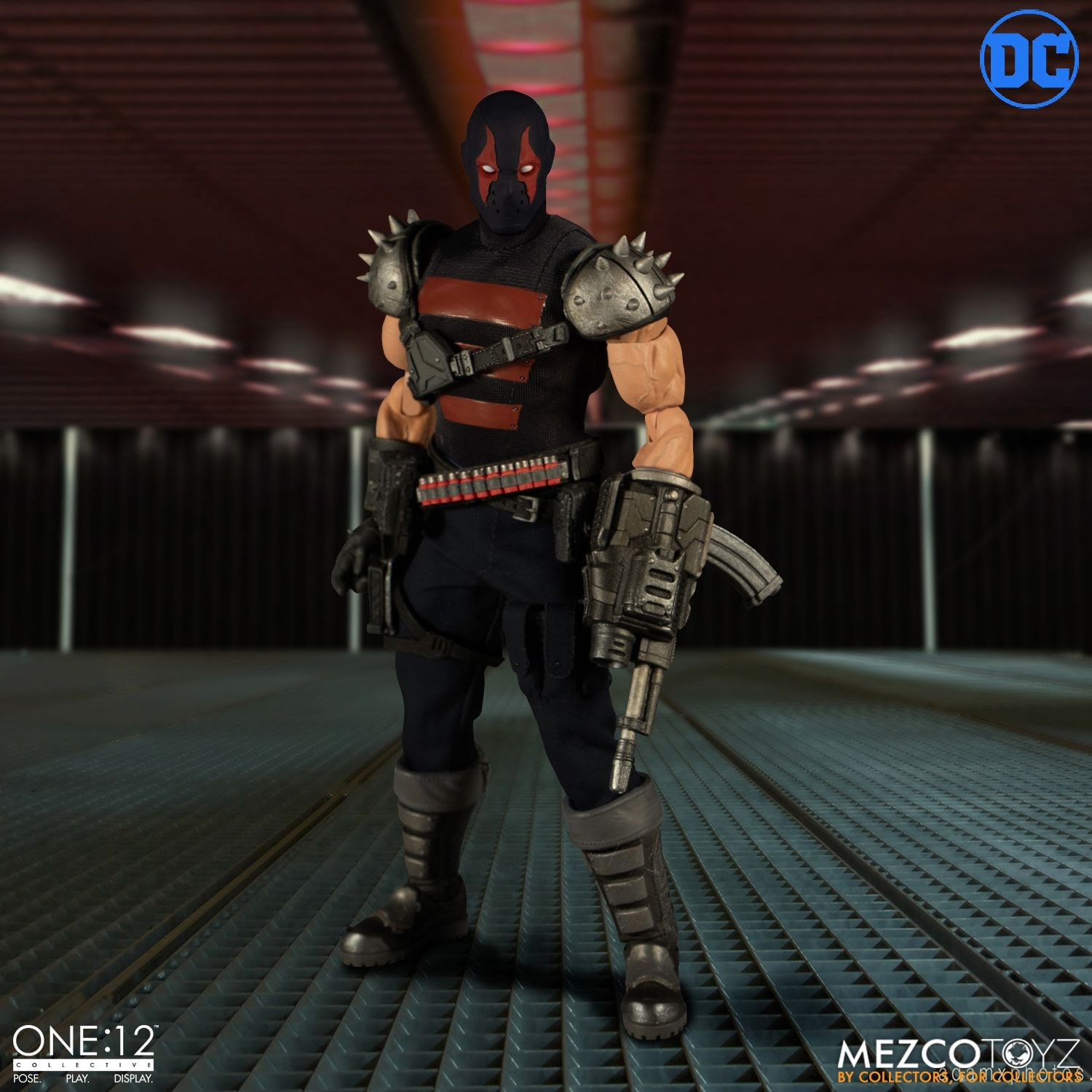 Image of DC Comics – KGBeast One:12 Collective Figure - SEPTEMBER 2020