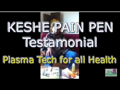 KESHE Pain Pen Testamonial NO PAIN! 100%  Hqdefault