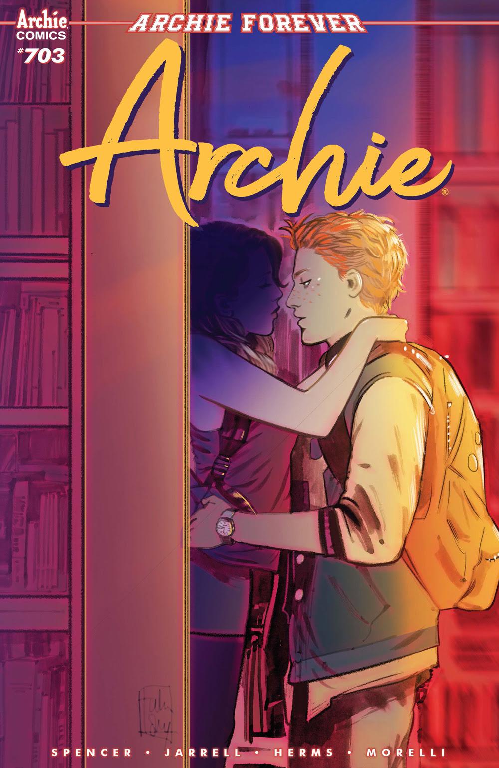 Archie #703: CVR B Lotay