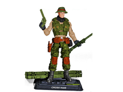 G.I. JOE SUBSCRIPTION FIGURES