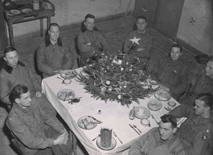Christmas at war: A cabin in the Hurtgen Forest