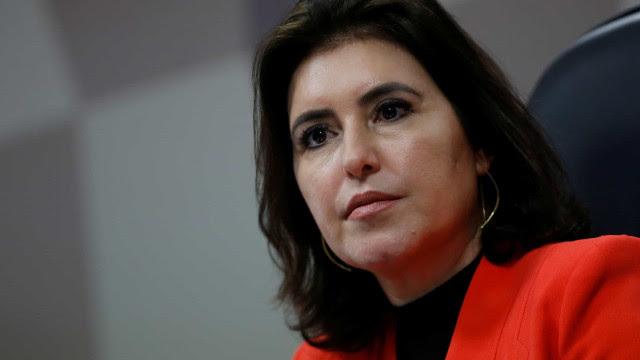 Senado: Tebet diz que buscará 'independência harmônica' do Planalto