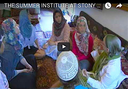 Watch a video about the Summer Institute at Stony Point Center