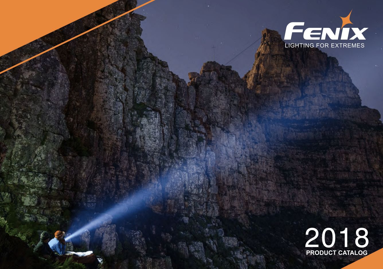 Fenix Store LED Flashlights 2018 Catalog