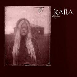 "Album cover for KATLA's ""Móðurástin"""