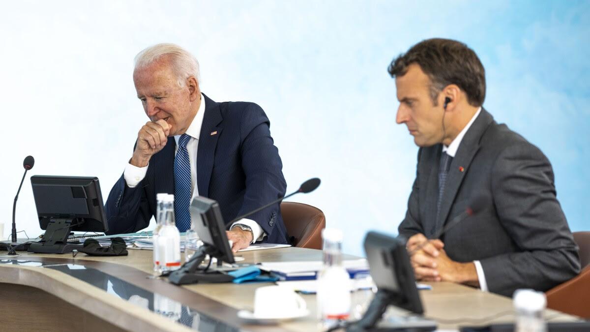 Behind-the-scenes disputes point to trust gap between Biden and 'troublemaker' France