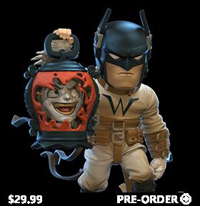 Batman: Last Knight On Earth Q-Fig Elite Batman