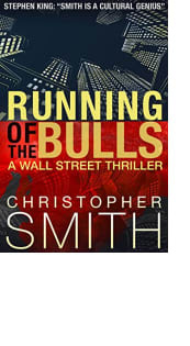 Running of the Bulls by Christopher Smith