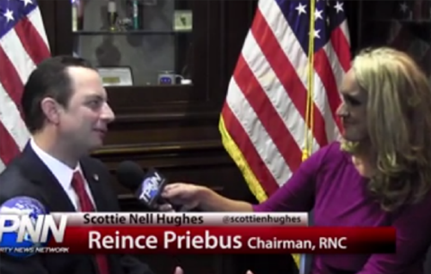 TPNN EXCLUSIVE: RNC Chairman Reince Priebus Talks Strategy and Importance of Empowering the Grassroots
