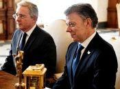 ¿Quién es el bueno y quién el malo? Santos o Uribe