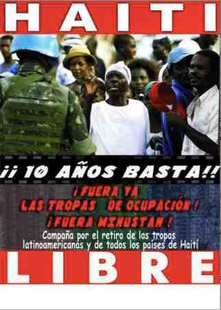 Haiti libre baja