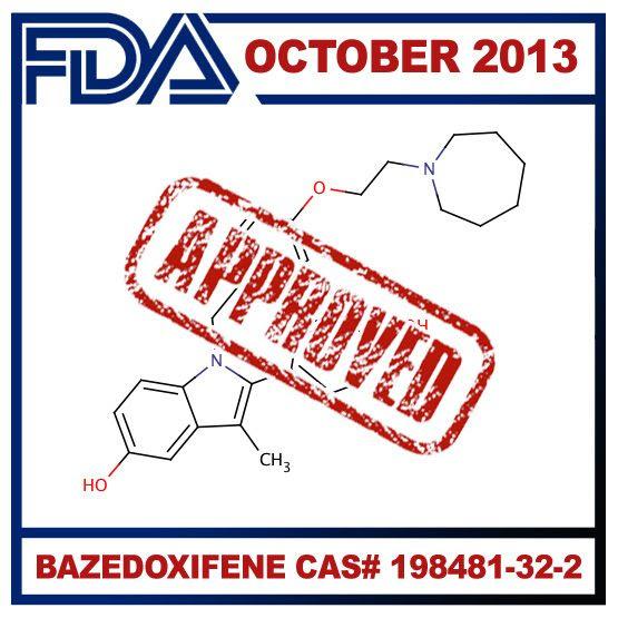 Resultado de imagen de bazedoxifeno