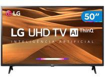Smart TV 4K LED 50? LG 50UM7360PSA Wi-Fi