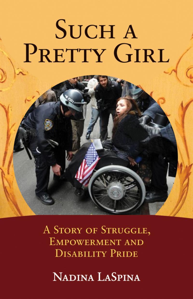 Nadina LaSpina's Such a Pretty Girl book cover